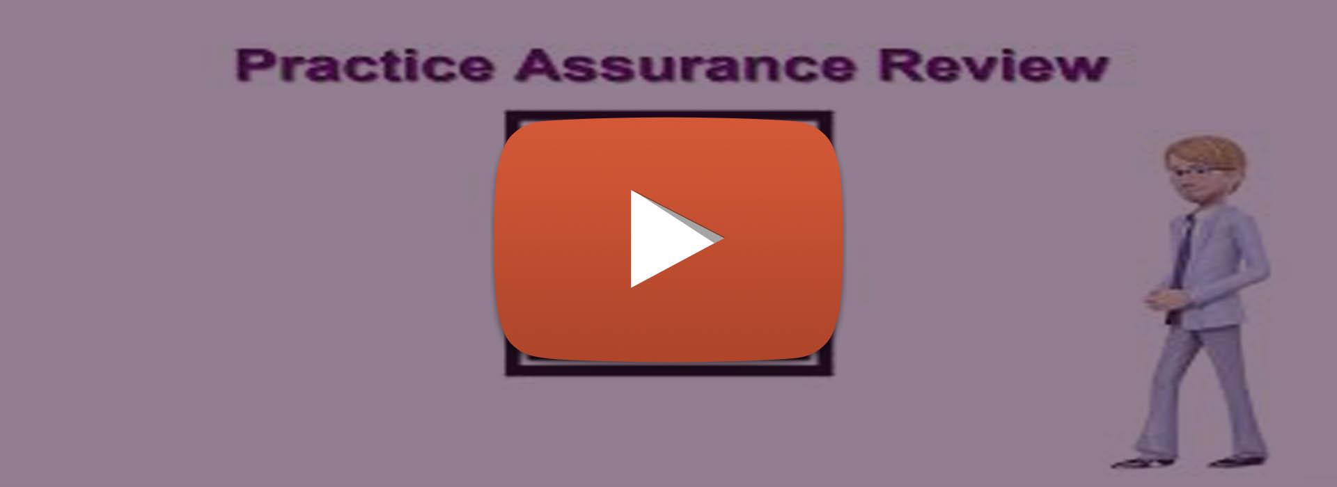 Assurance review