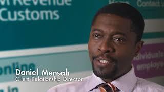 Daniel Mensah