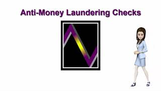 Anti Money Laundering Checks