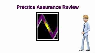 Practice assurance review