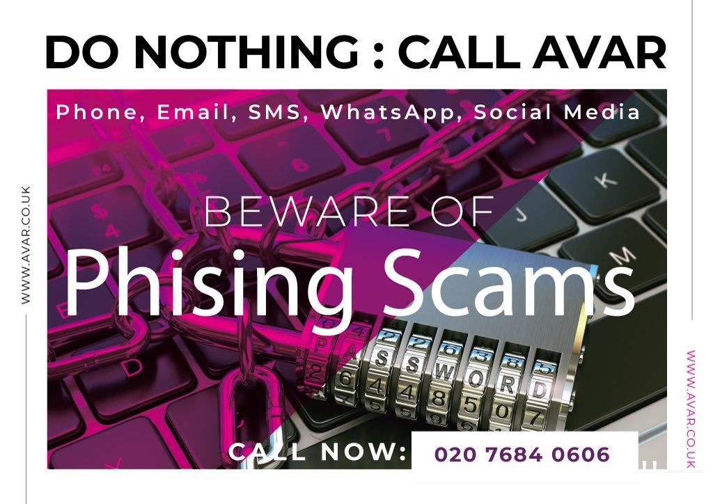 HMRC Phishing Scams
