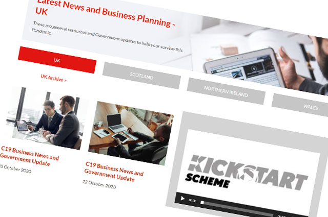 Covid-19 Latest News and Business Planning